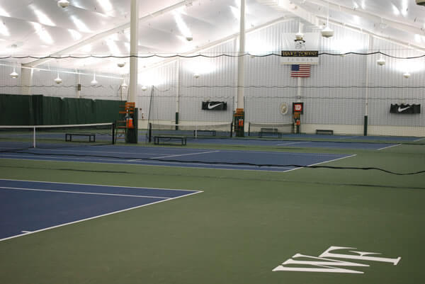 Tennis Court Resurfacing Before Amp After Track Surfaces