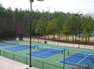 tennis court resurfacing nc