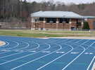 Forsythe County Day School Track