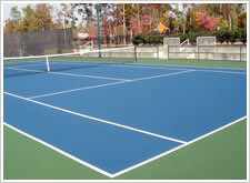 Cary Tennis Center - Resurfacing Project NC
