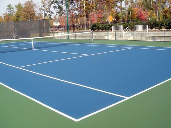 Tennis Court Resurfacing Raleigh | Americourt Inc.