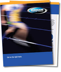 Download a copy of our Hurricane Running Track Surface Brochure