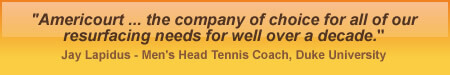 Mondoten Tennis Court & Running Track Resurfacing Services